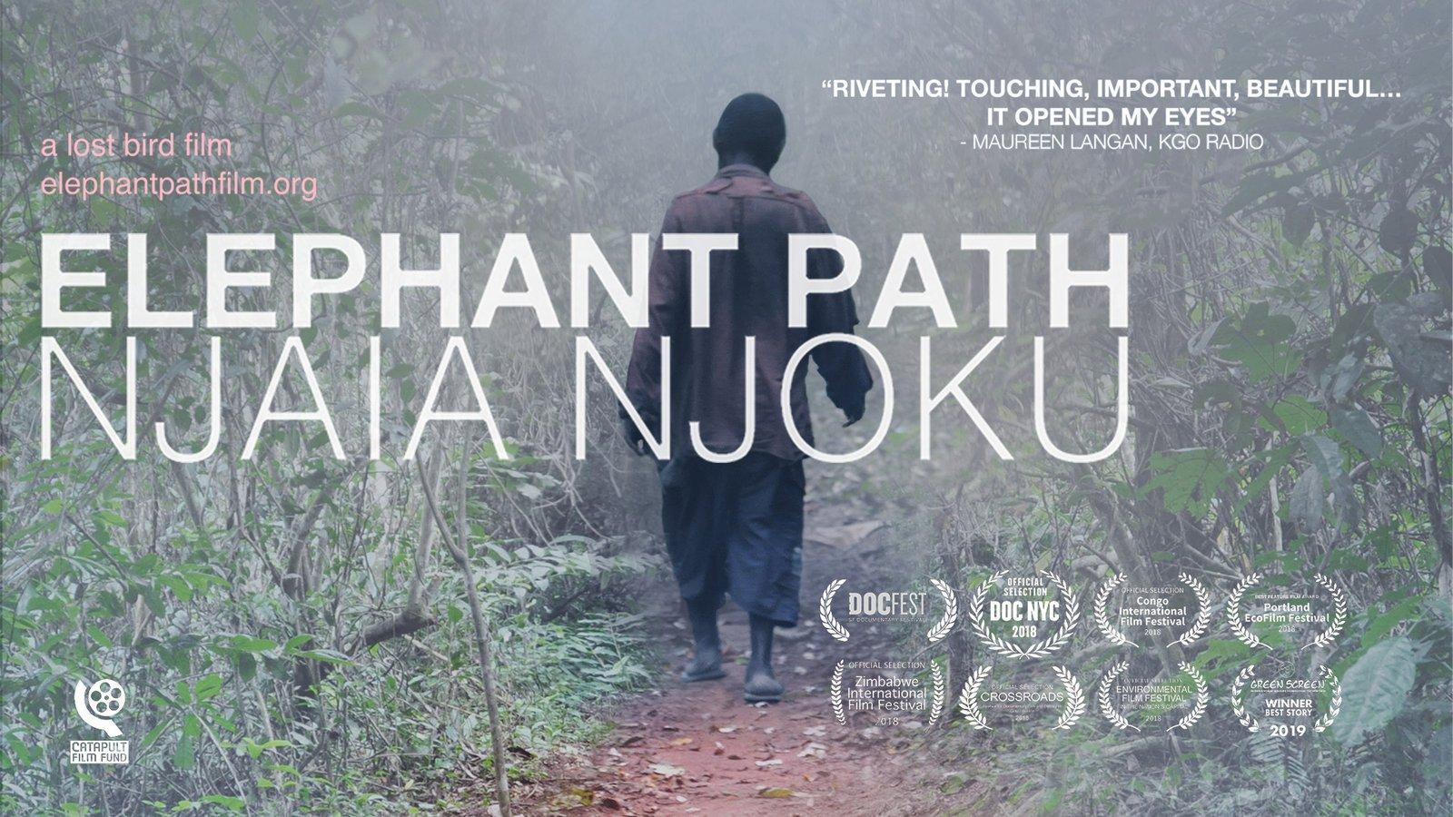 Elephant Path - Njaia Njoku