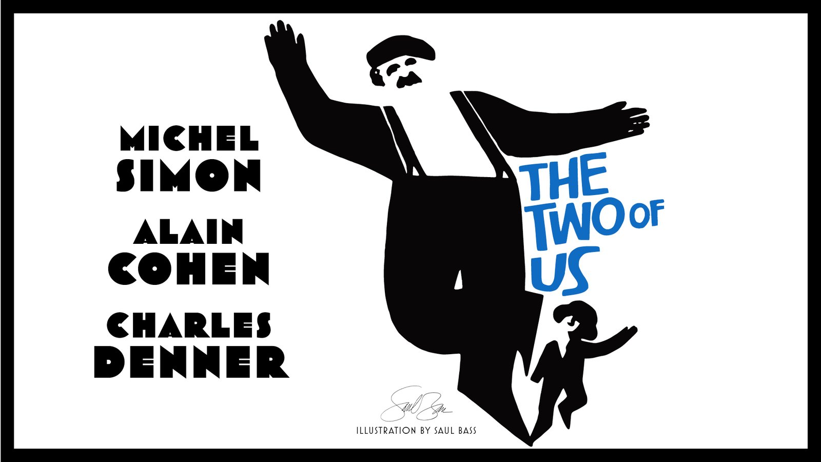The Two of Us - Le vieil homme et l'enfant