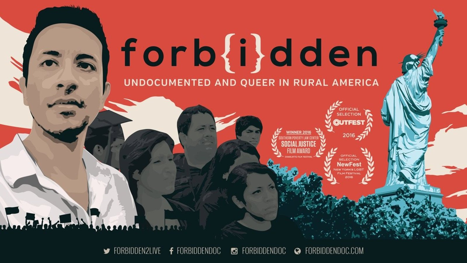 Forbidden - Undocumented and Queer in Rural America