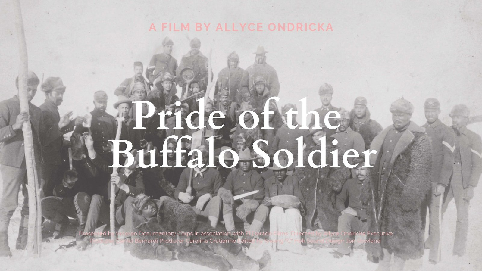 Pride of the Buffalo Soldier - African American Soldiers Facing Discrimination