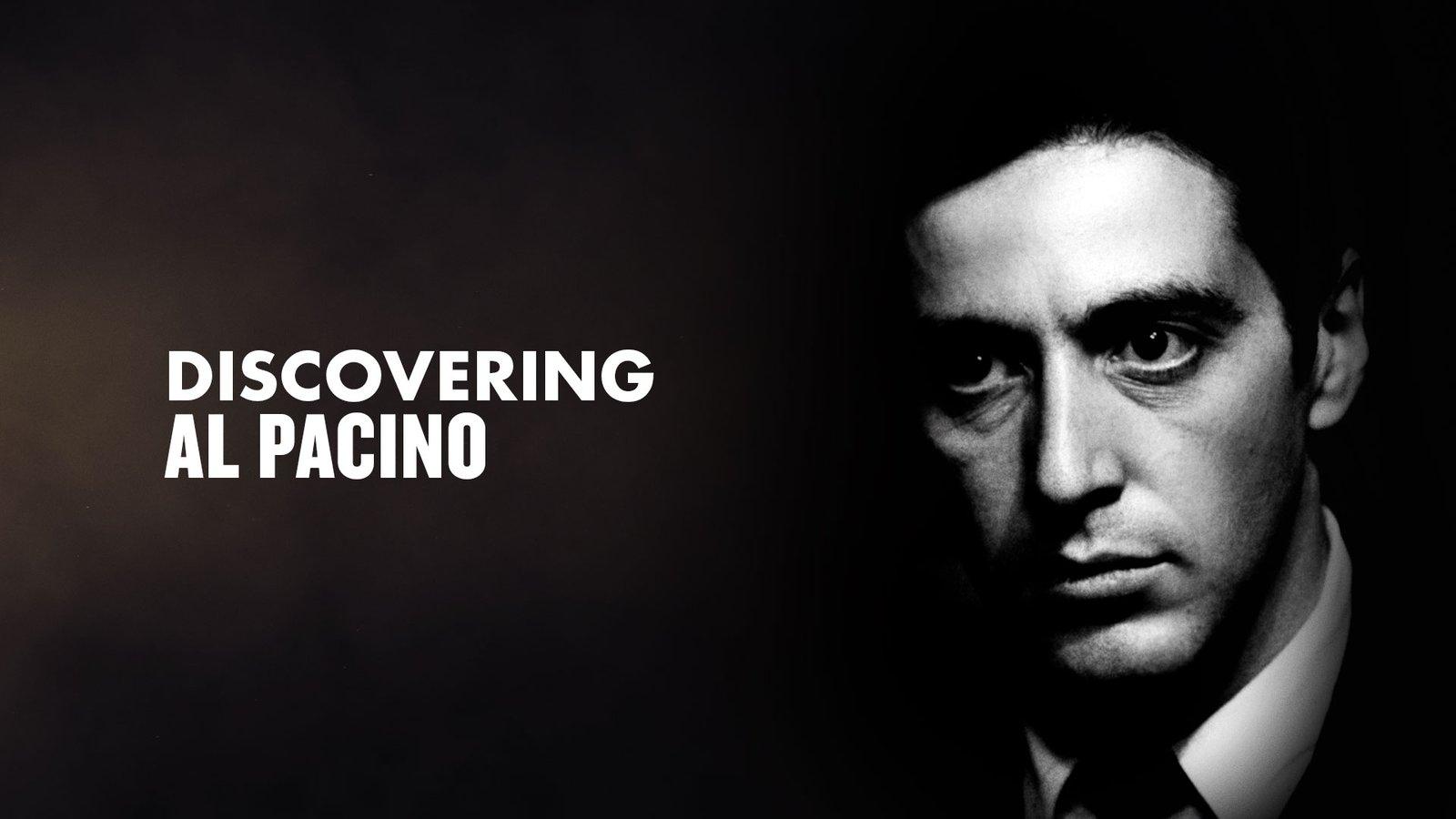 Discovering Al Pacino
