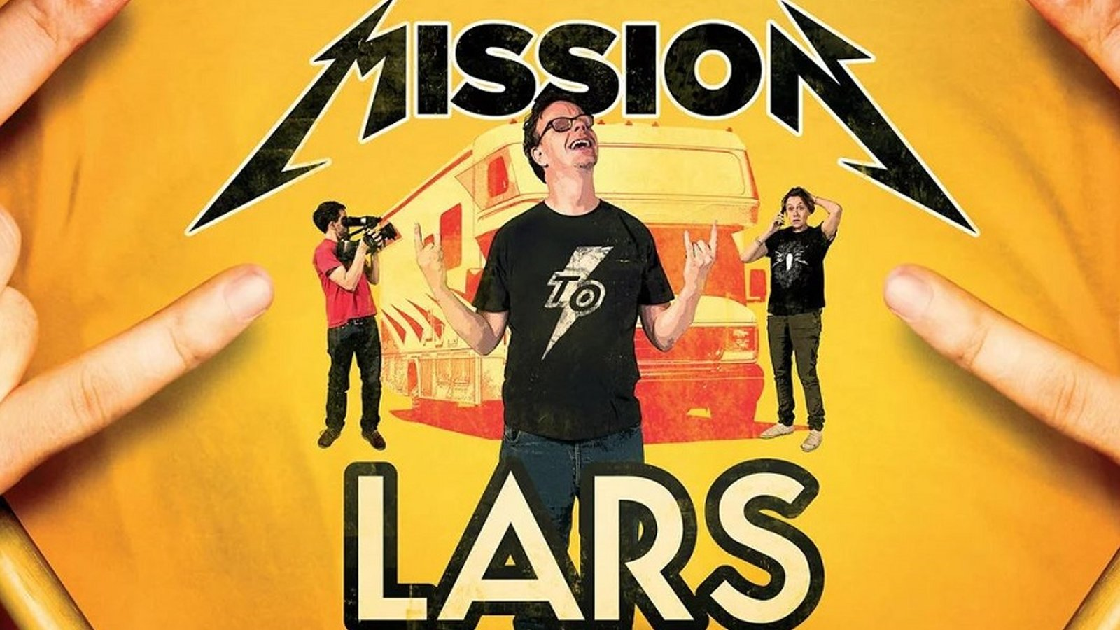 Mission to Lars - An Autistic Man Journeys to Meet His Musical Hero