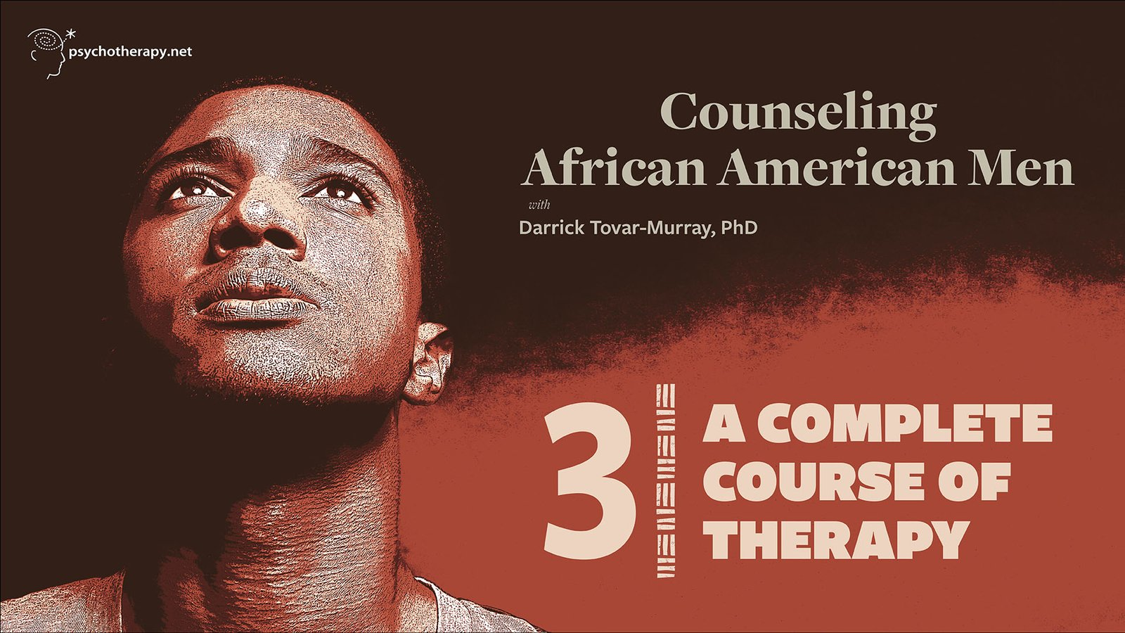 Counseling African American Men, Volume 3: A Complete Course of Therapy