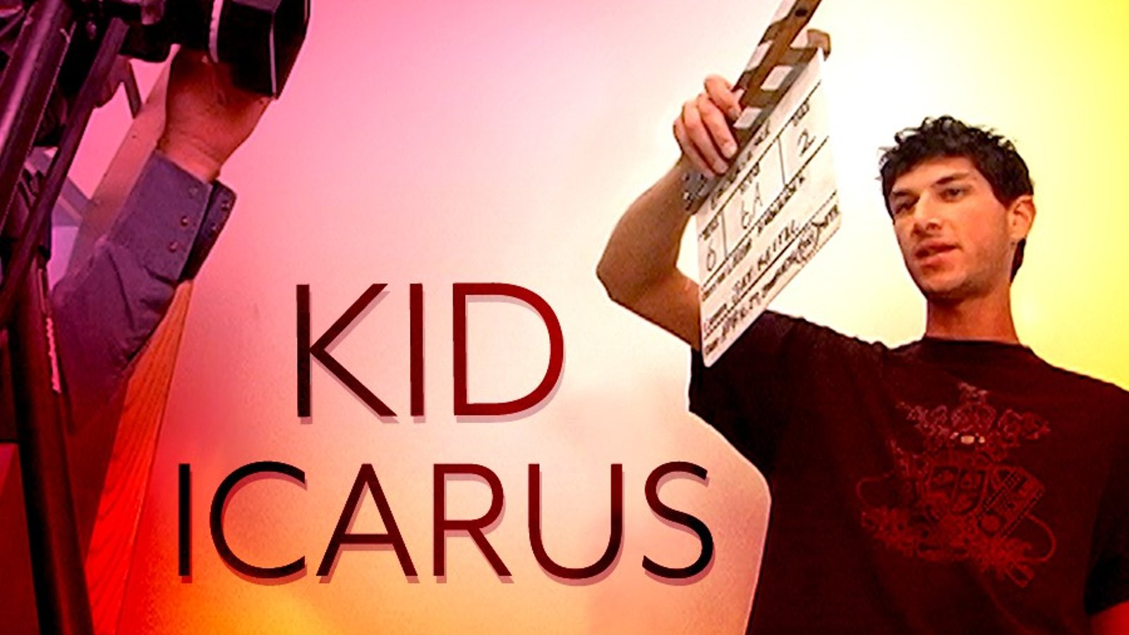 Kid Icarus - The Making of a Student Film