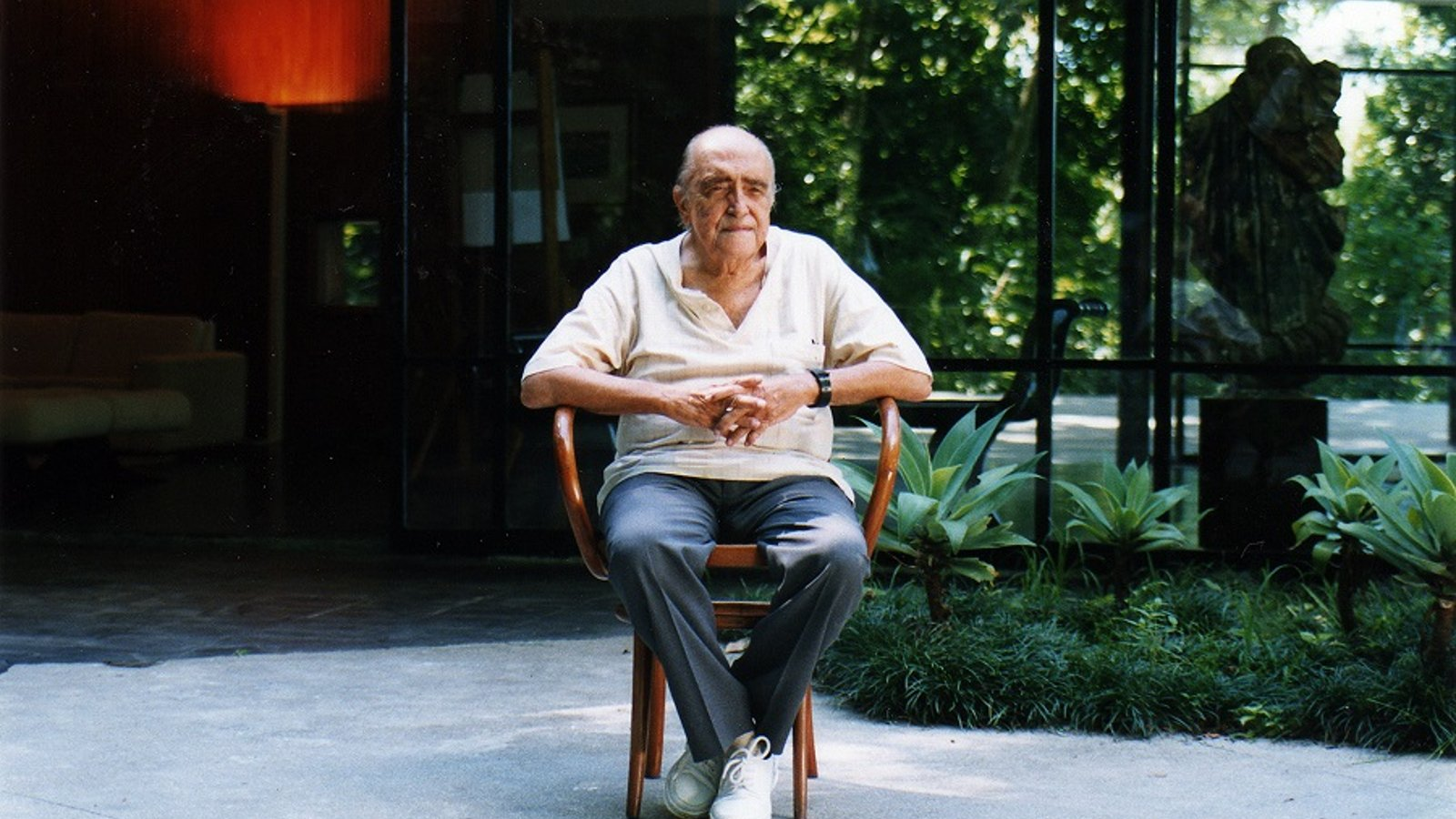 Oscar Niemeyer - Brazilian Architect