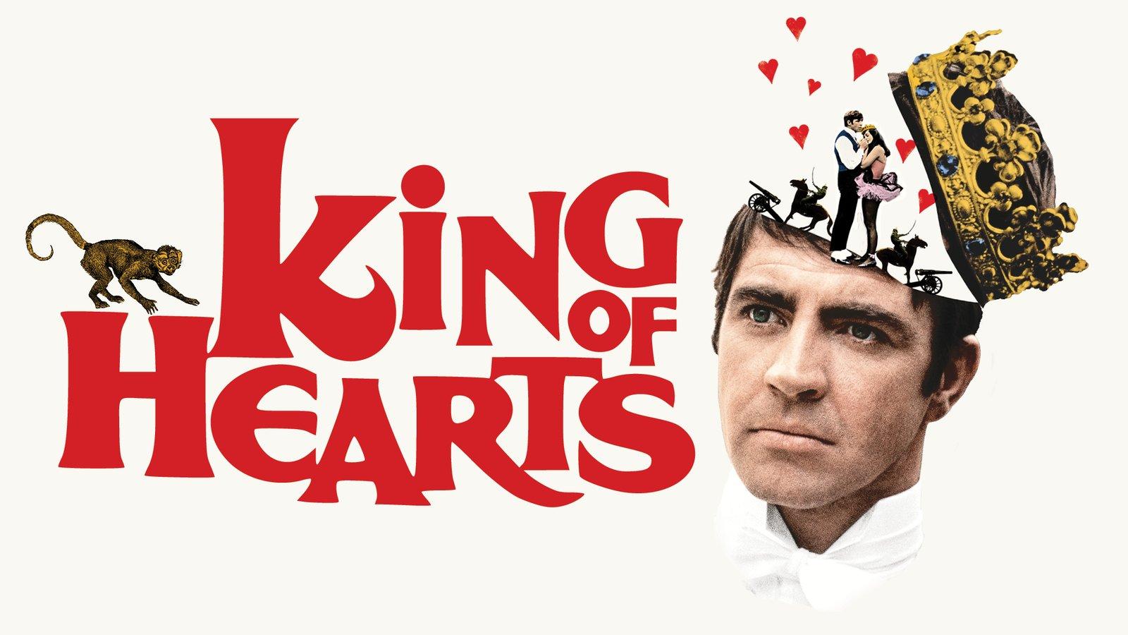 King of Hearts - Le roi de coeur