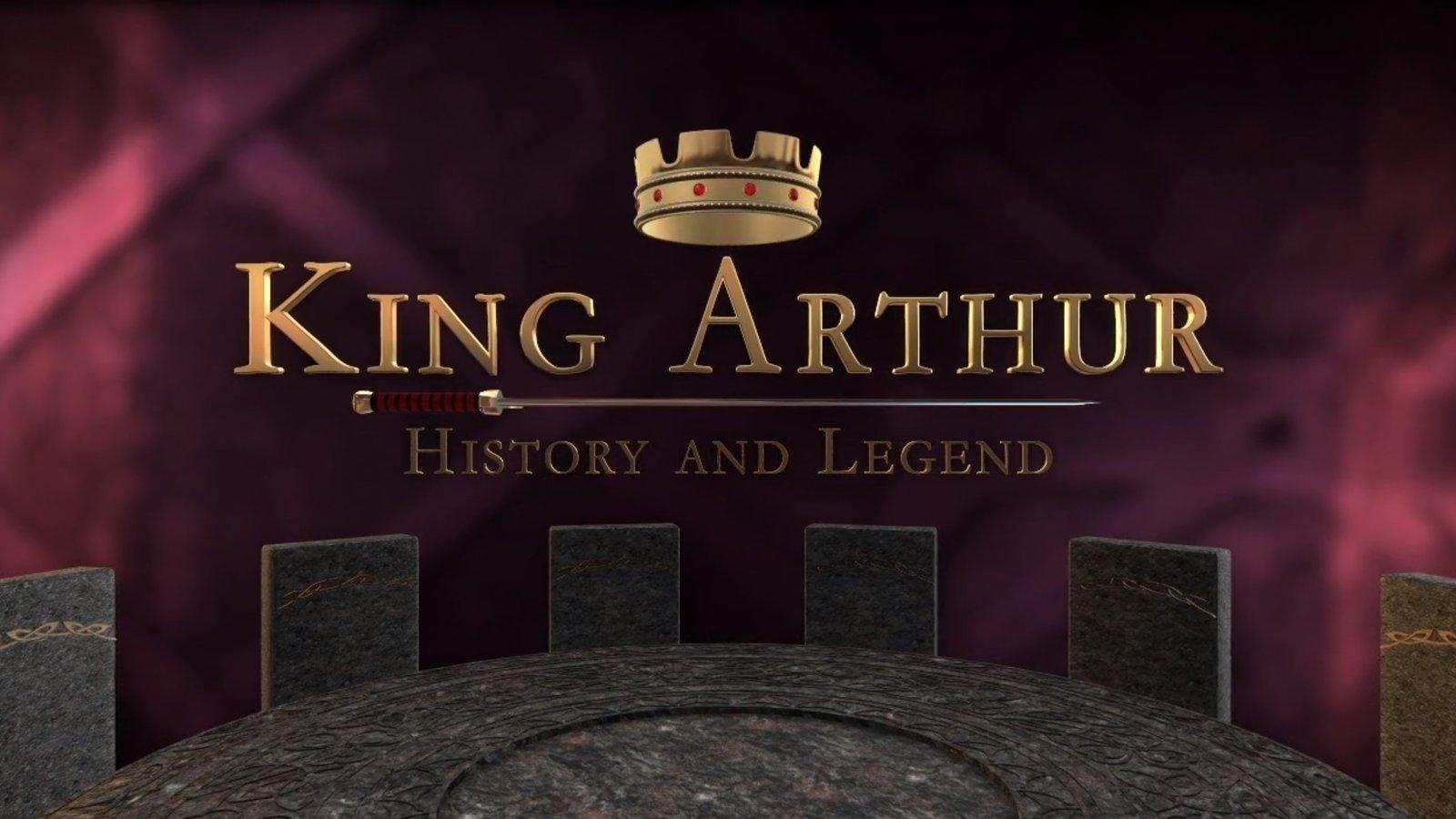 The Origins of King Arthur
