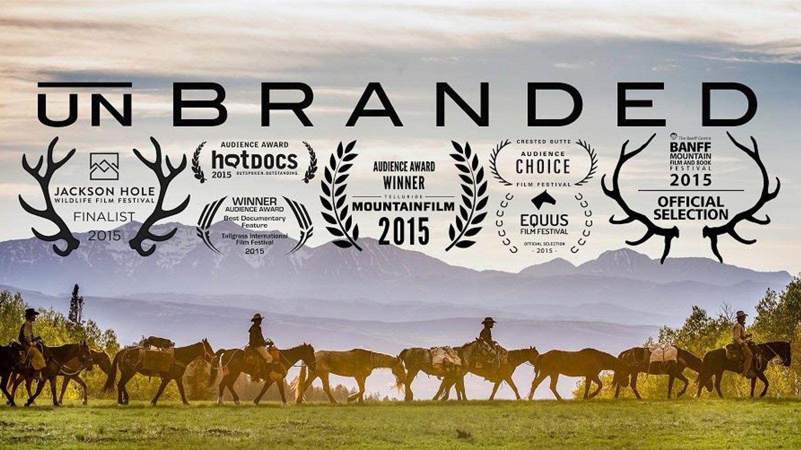 Unbranded - Inspiring Adoption of Wild Horses