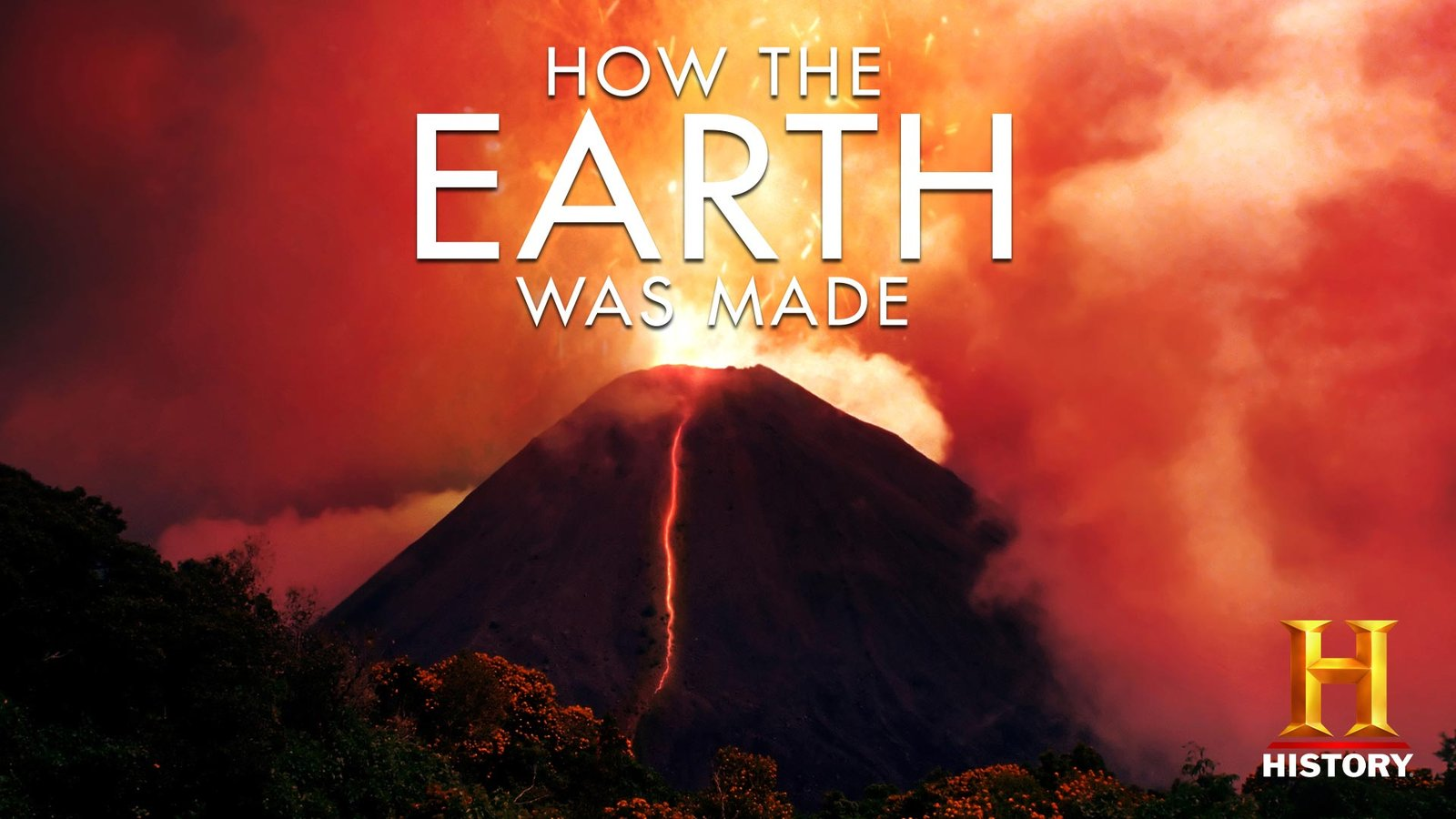 How The Earth Was Made - Season 1