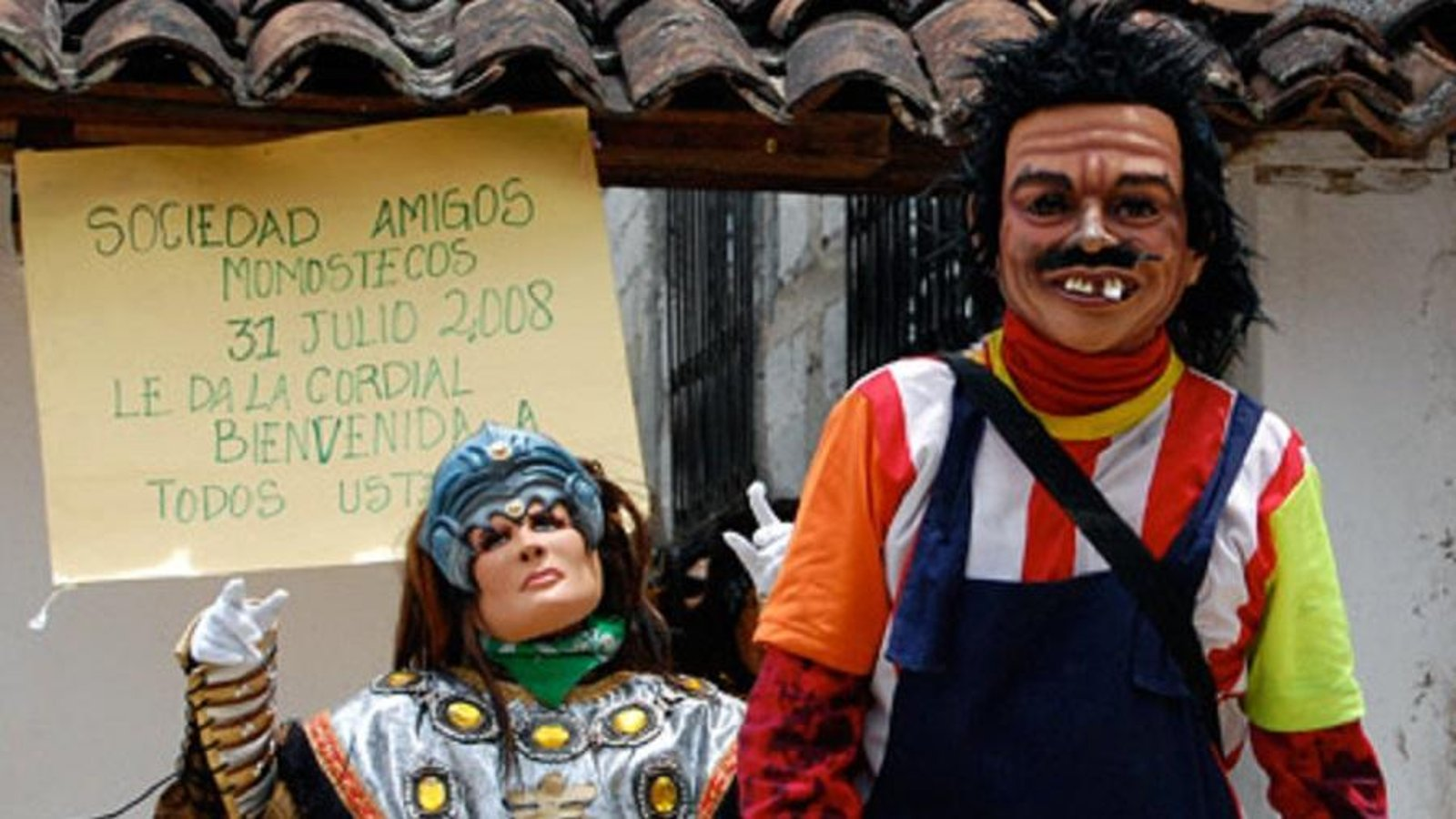Gods and Kings - Mass Media and Tradition in Guatemala