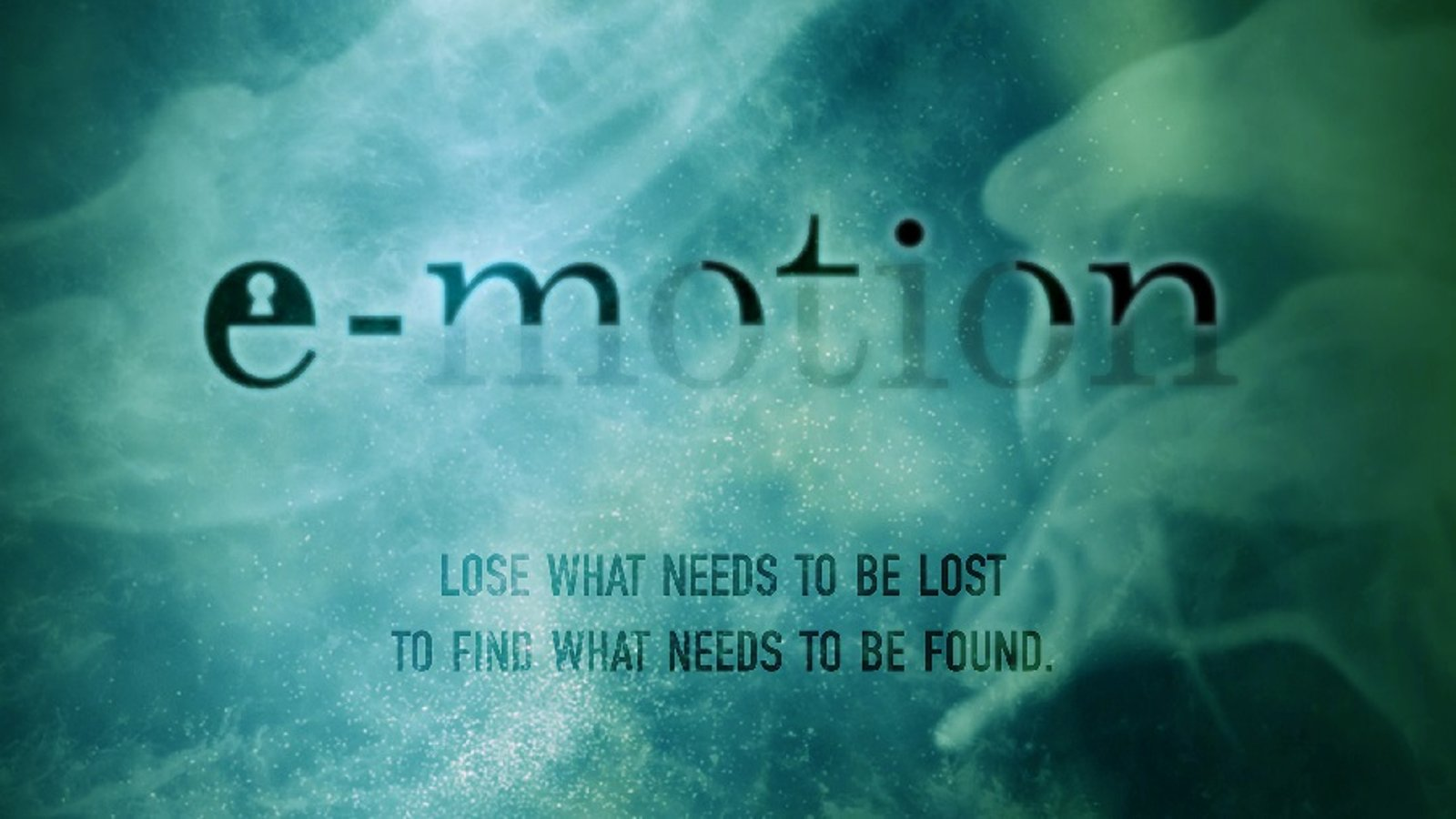 E-Motion - Helping People Let Go of Negative Emotions