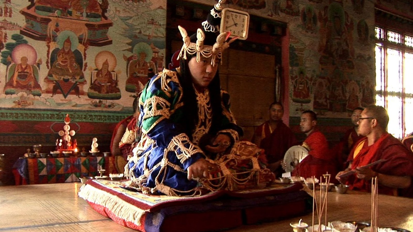 Yangsi - Tibetan Buddhism