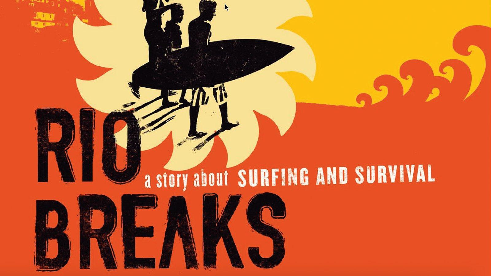 Rio Breaks - Youth Surfing in Brazil
