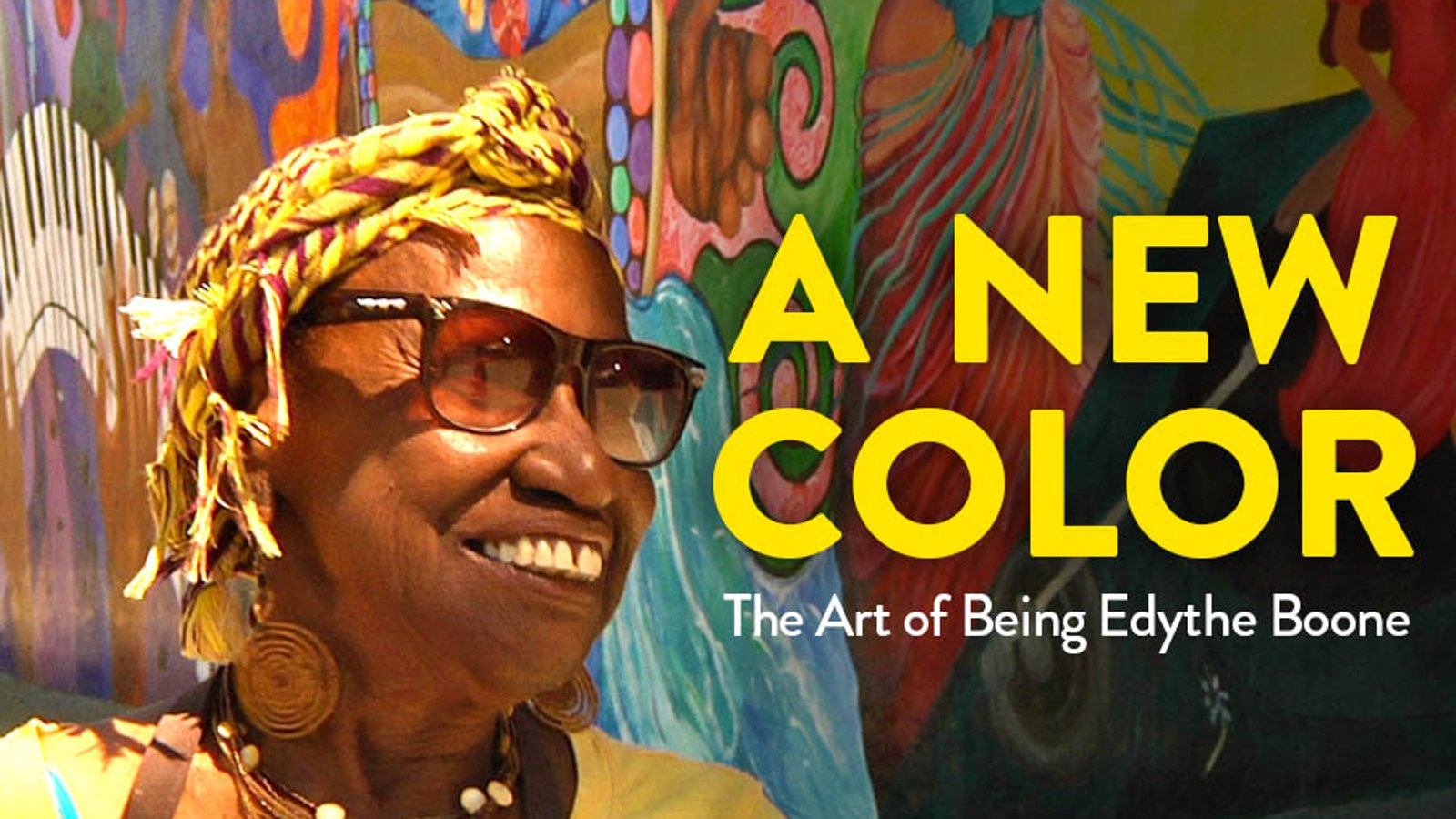 A New Color - The Art of Edythe Boone