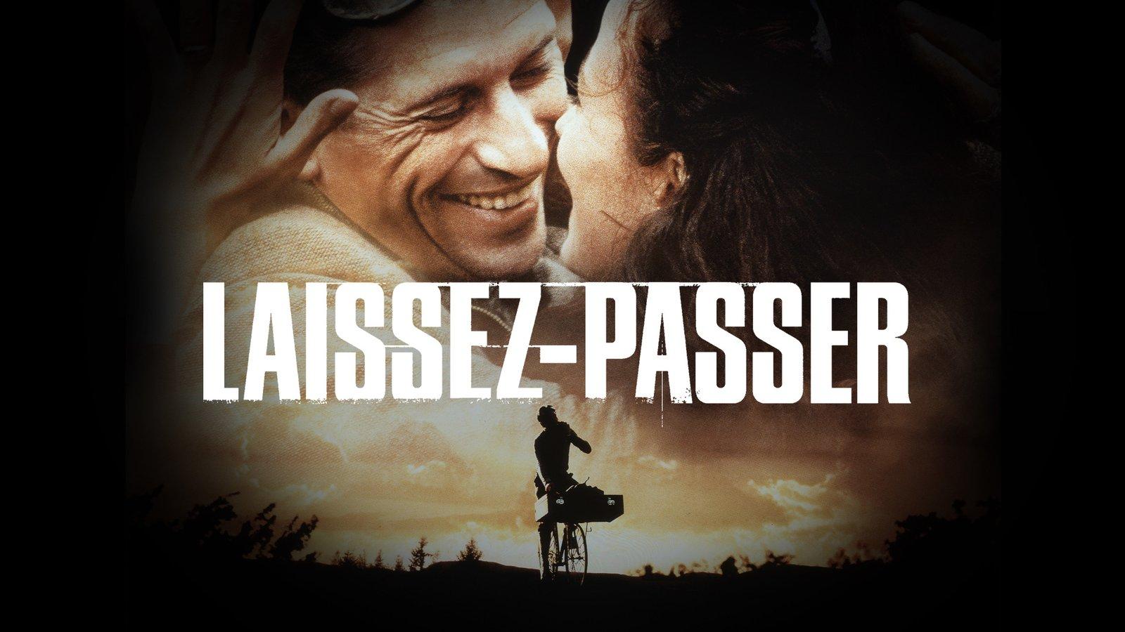 Laissez-passer - Safe Conduct