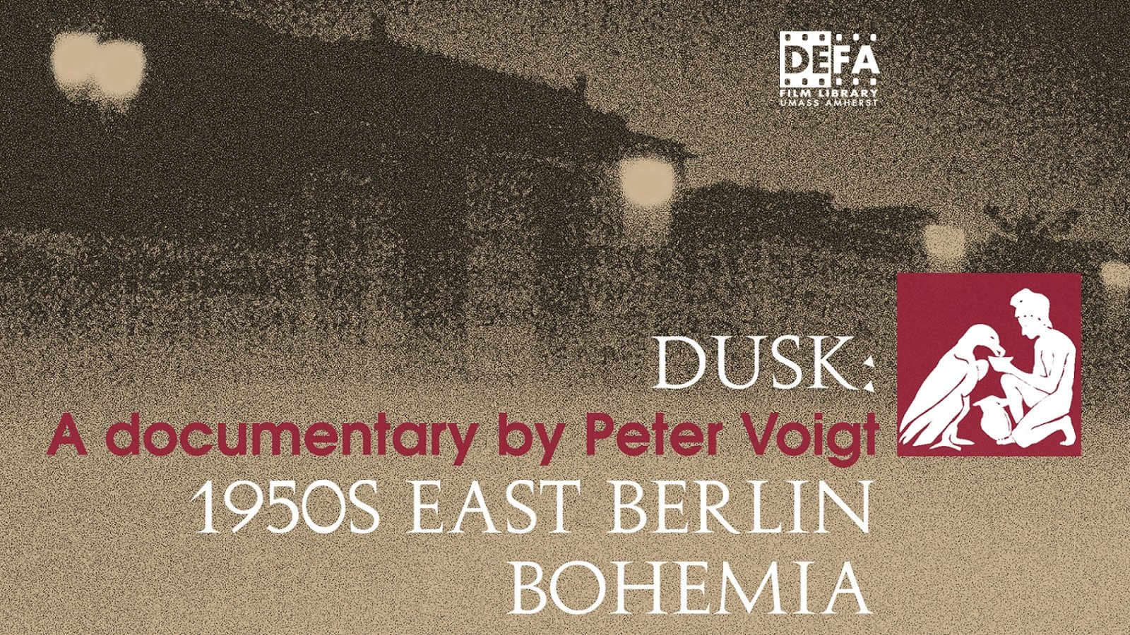Dusk - 1950s East Berlin Bohemia