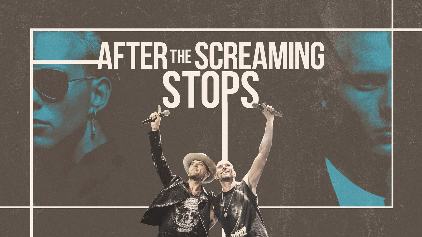 After the Screaming Stops - A British Music Group - Reunited