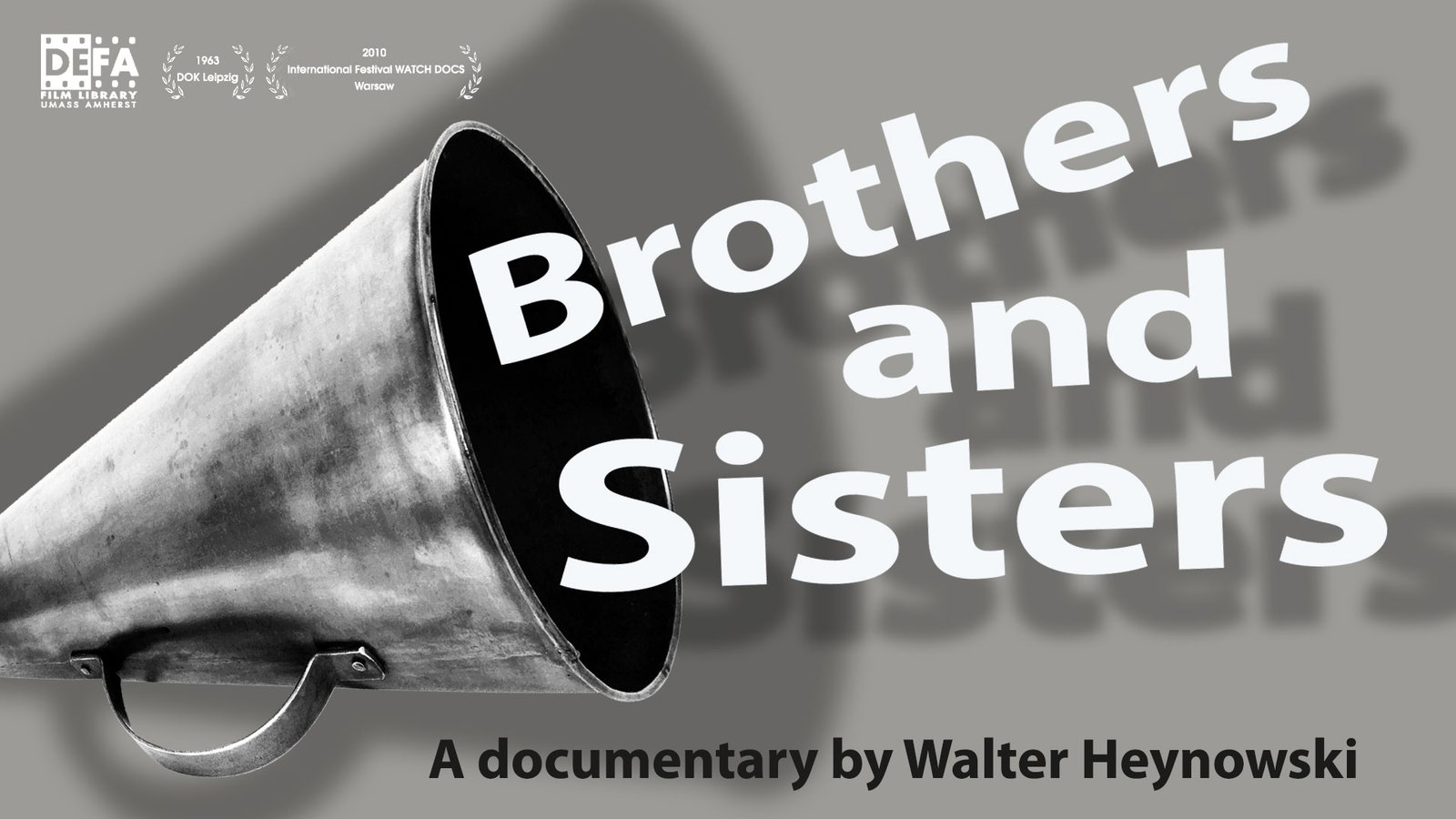 Brothers and Sisters - Contrasting Life in East and West Germany