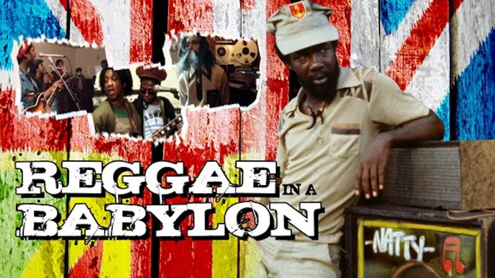 Reggae in a Babylon - The Birth of Urban British Reggae