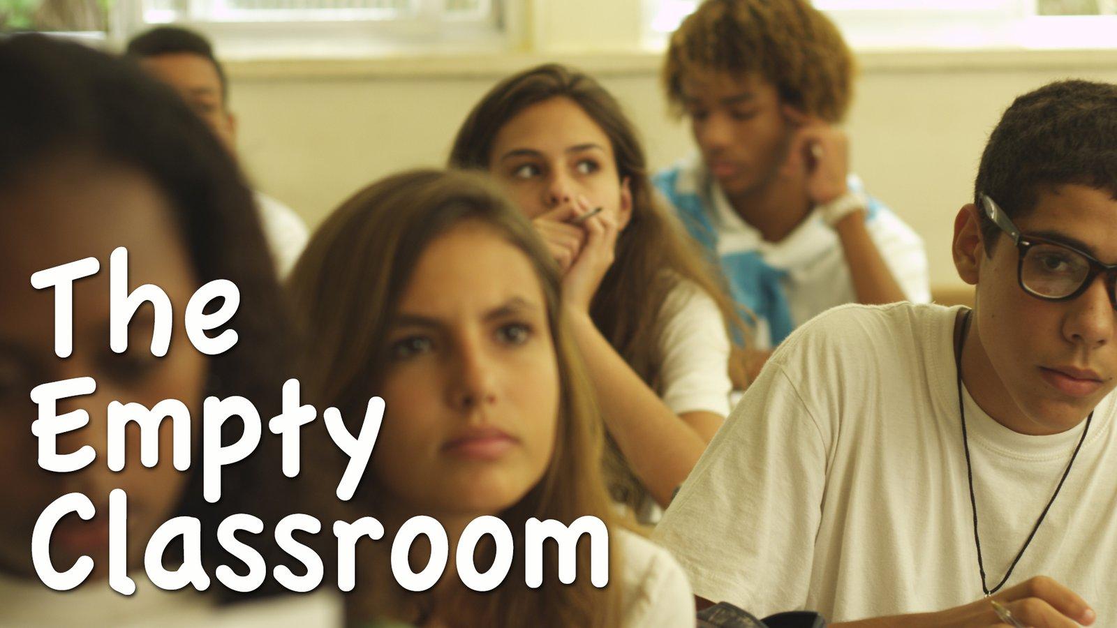 The Empty Classroom (El aula vacía) - Short Films on the Latin American Education Crisis