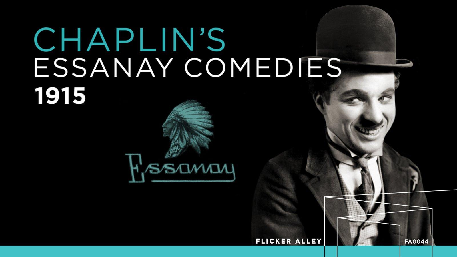 Chaplin's Essanay Comedies Part 1