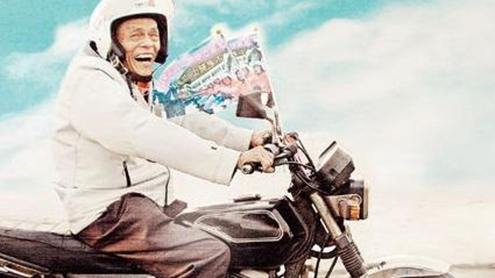 Go Grandriders - A Senior Motorcycle Tour