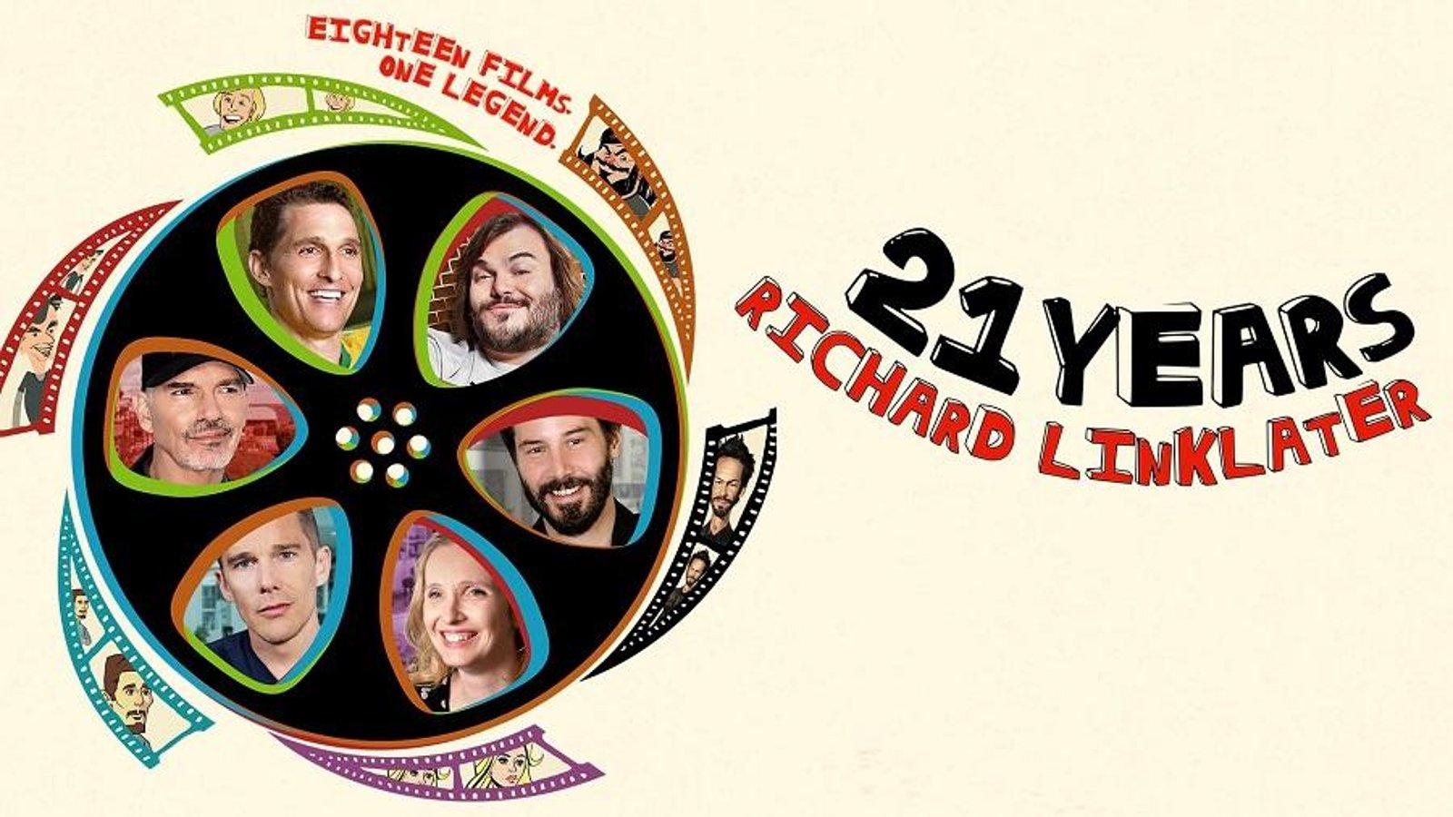 21 Years Richard Linklater - The Career of Filmmaker Richard Linklater