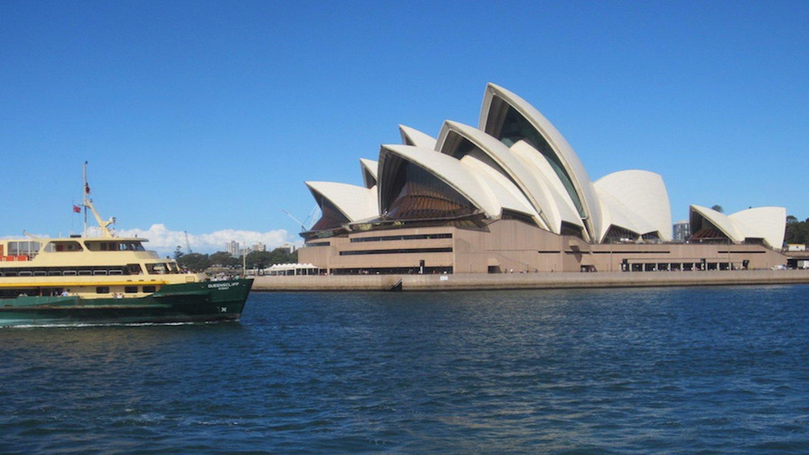 The Australian City