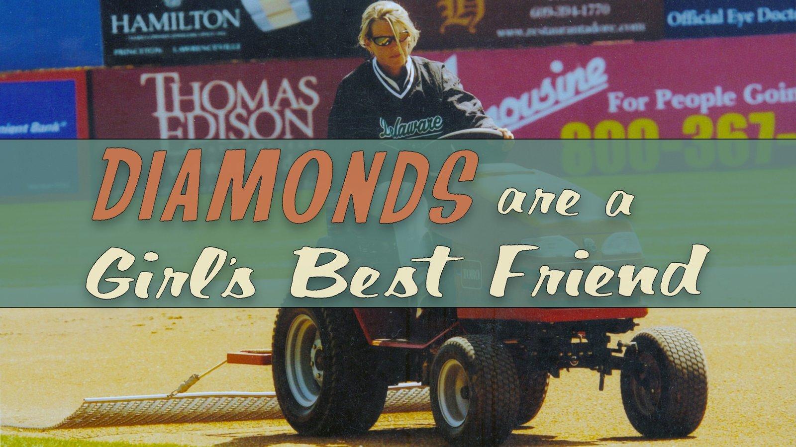 Diamonds Are a Girl's Best Friend - Women in Sports Careers