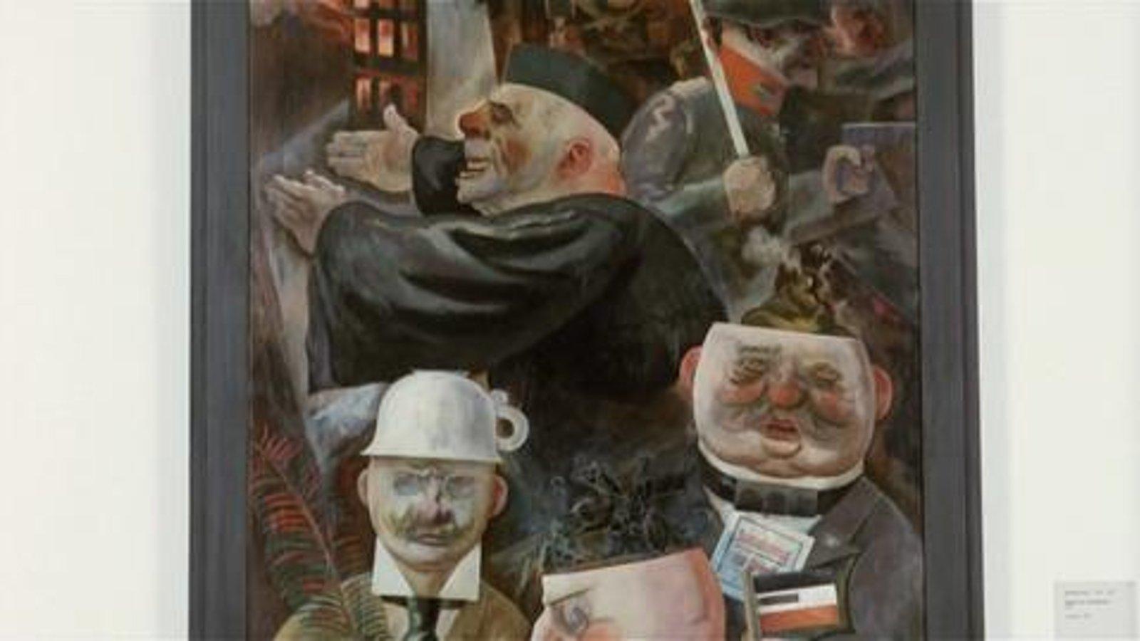 Kunstsammlung Nordrhein Westfalen - Duesseldorf - 1000 Masterpieces from the Great Museums of the World