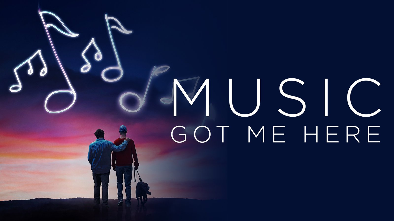 Music Got Me Here