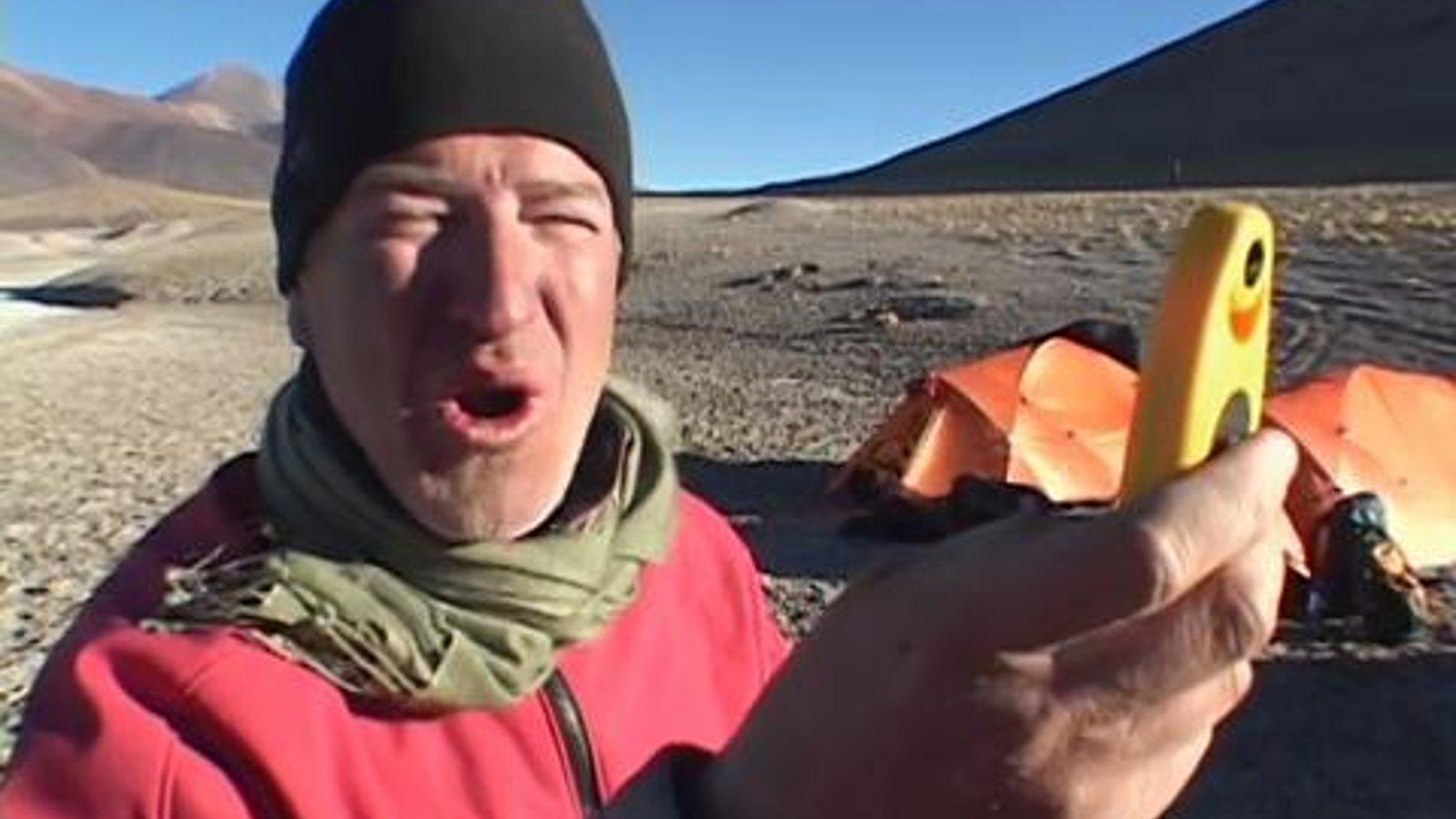 Into the Altiplano: Sea Kayaking Argentina, Bolivia & Chile