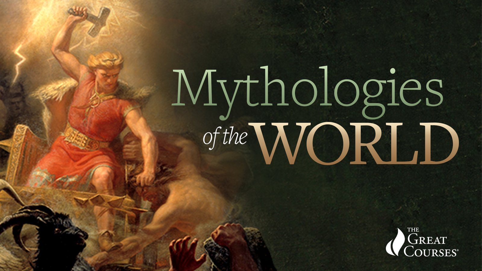Great Mythologies of the World