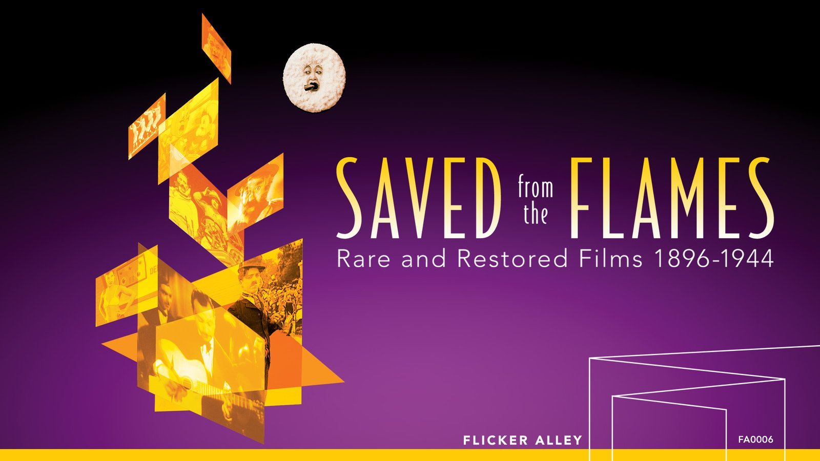 Saved From The Flames - 54 Rare And Restored Films (1896-1944)