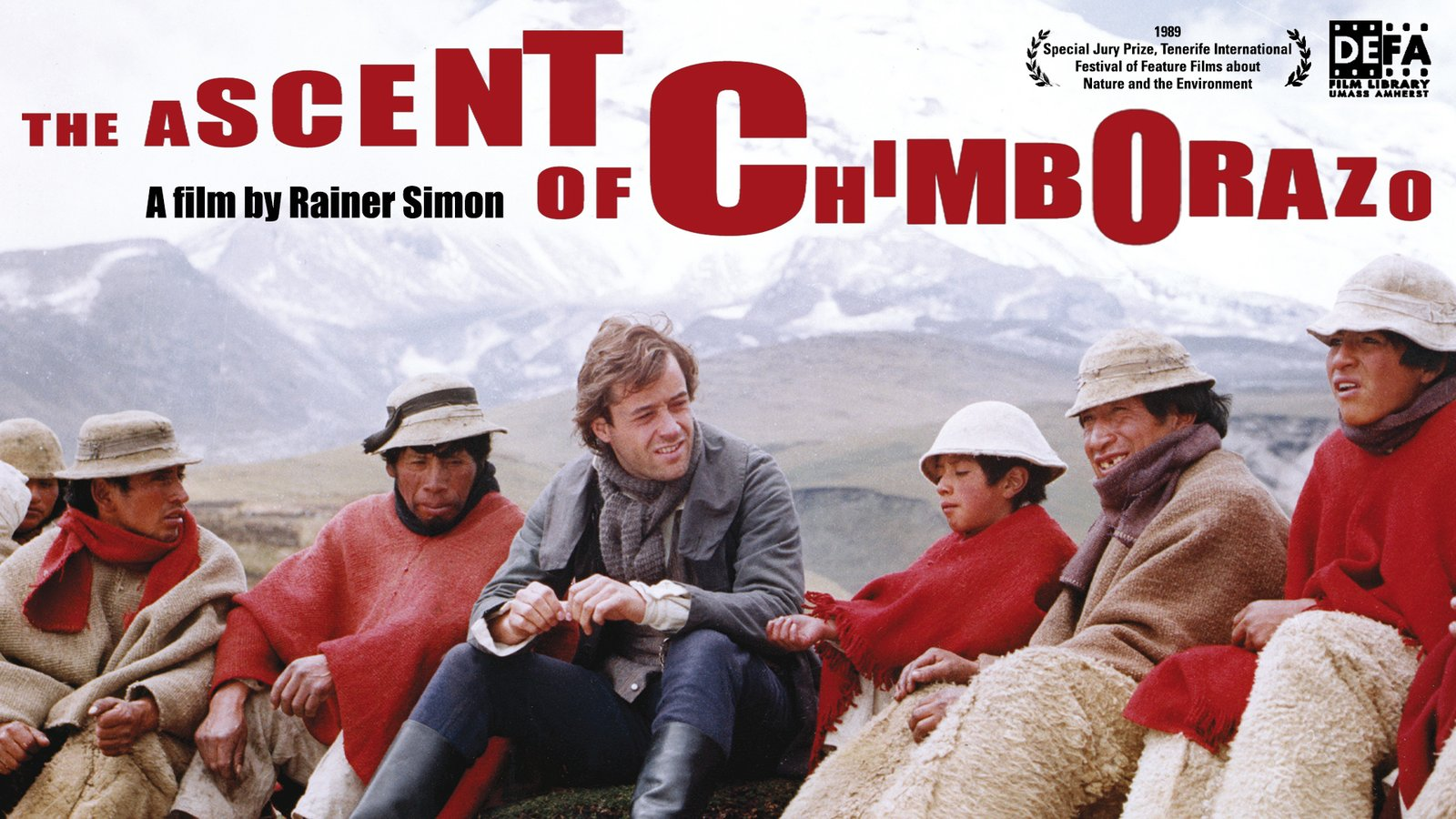 The Ascent of Chimborazo - Die Besteigung des Chimborazo
