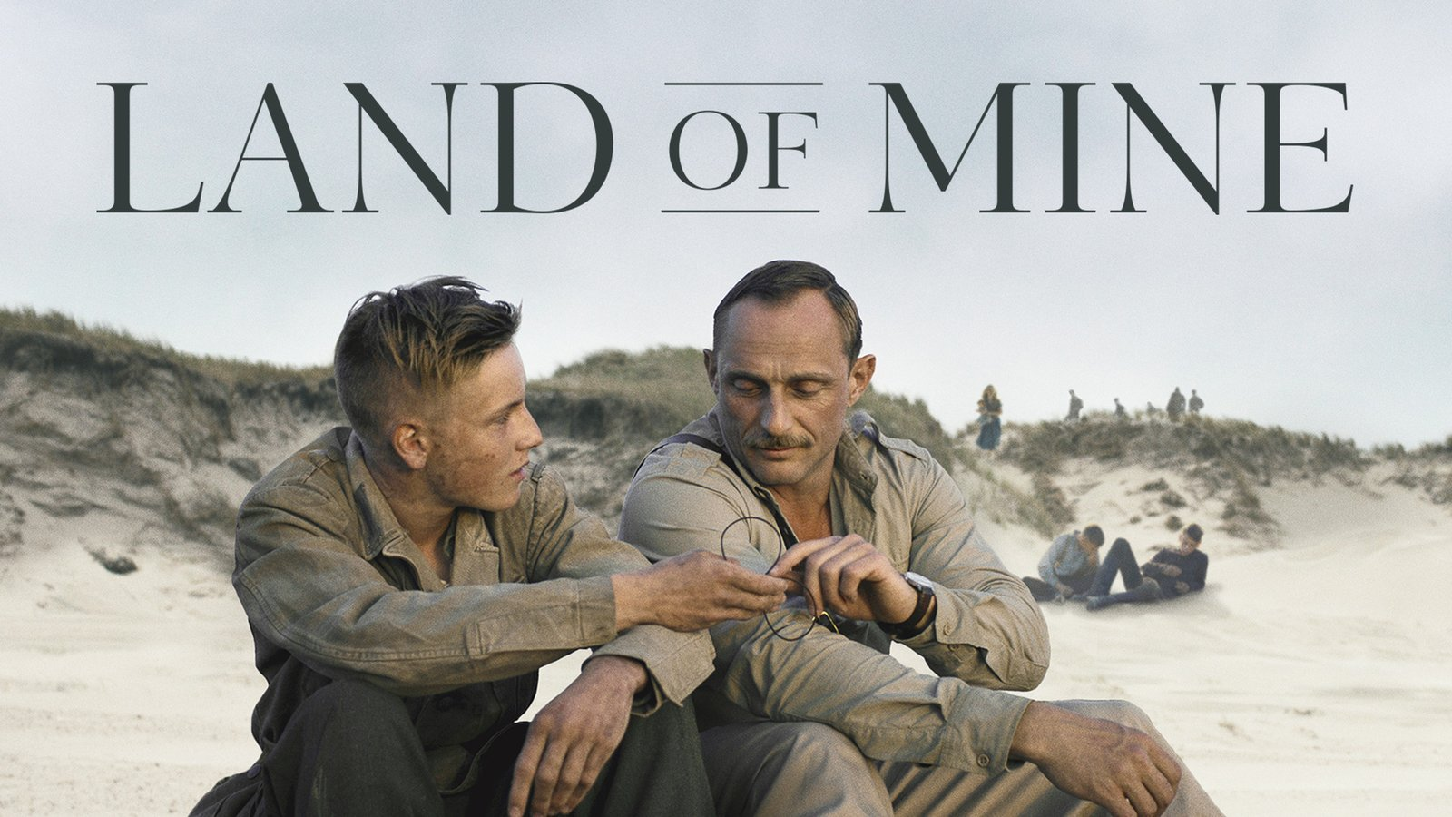 Land of Mine - Under sandet