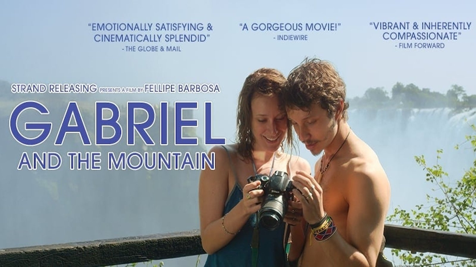 Gabriel And The Mountain - Gabriel e a Montanha
