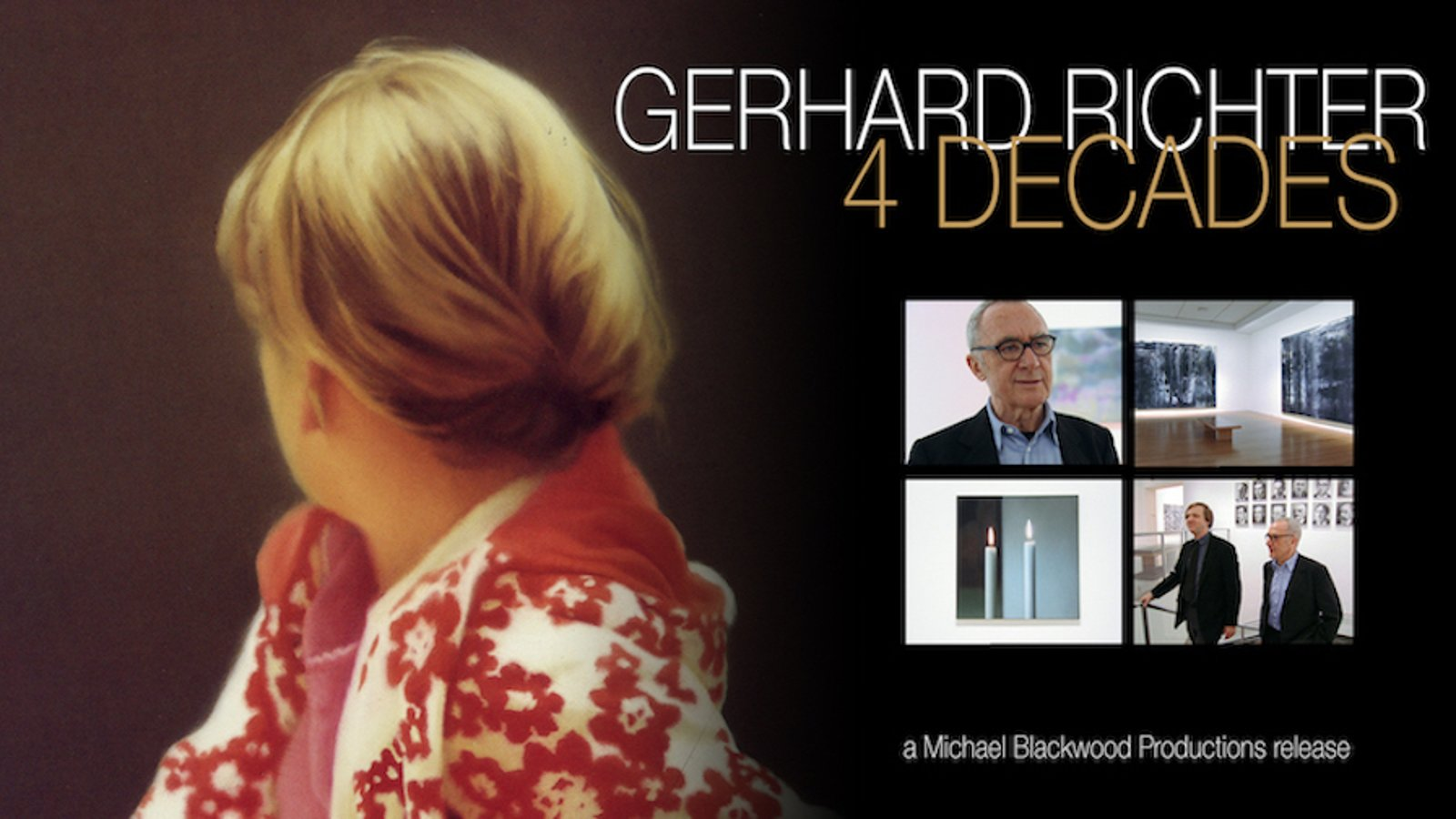 Gerhard Richter: 4 Decades - The Famous Painter's Early Work