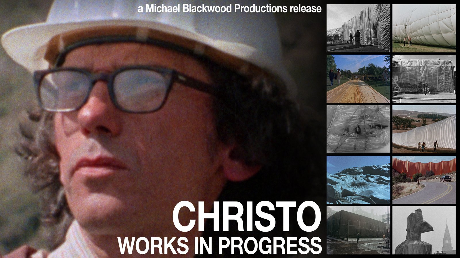 Christo: Works in Progress - The Artists' Environmental Installations