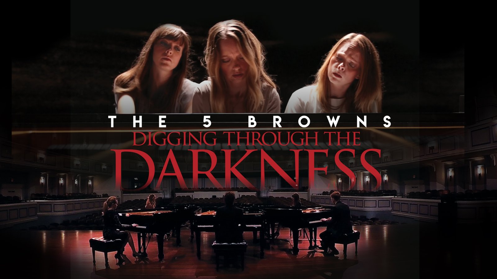 The 5 Browns: Digging Through the Darkness - Life After Sexual Abuse