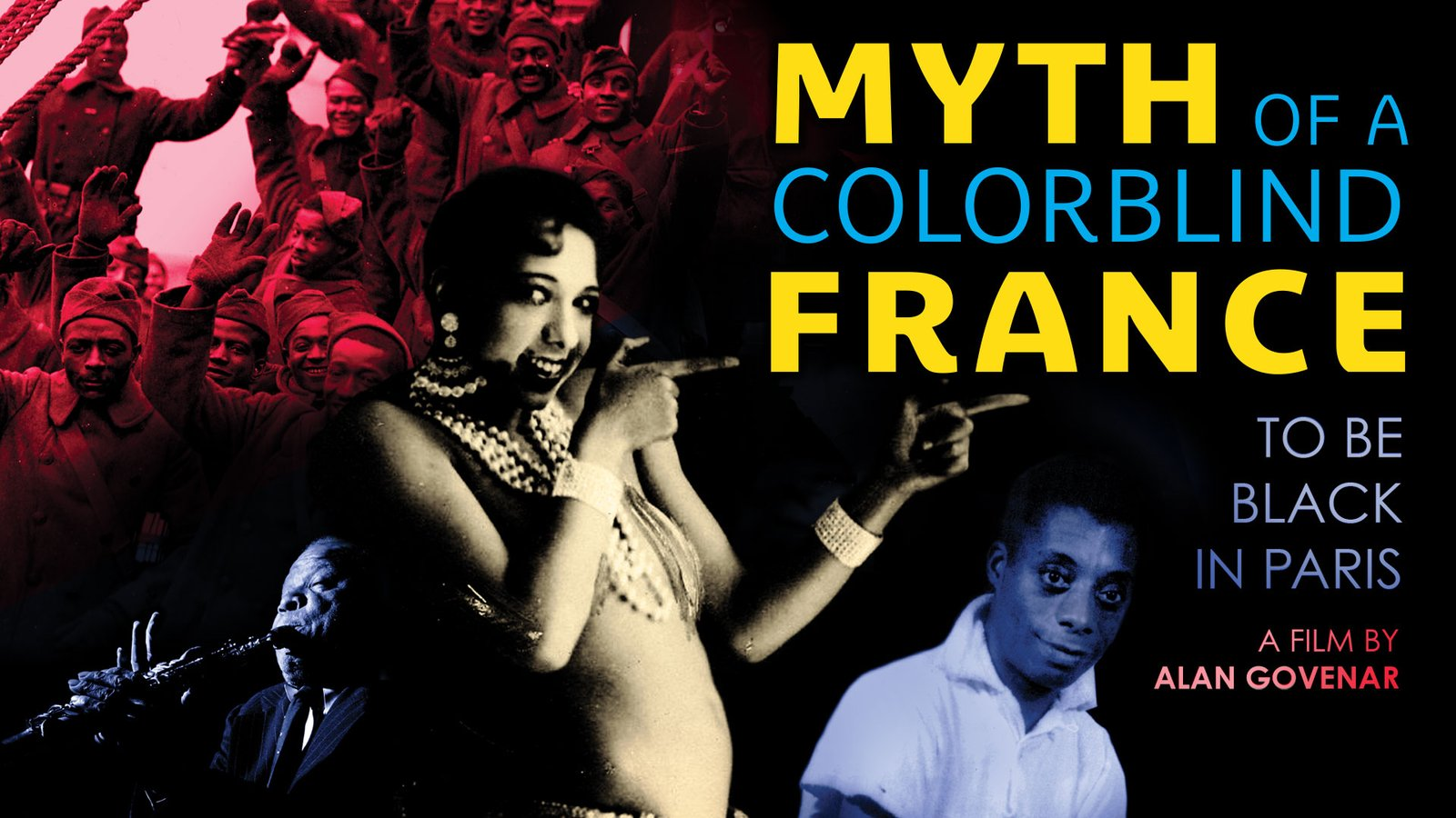 Myth of Colorblind France