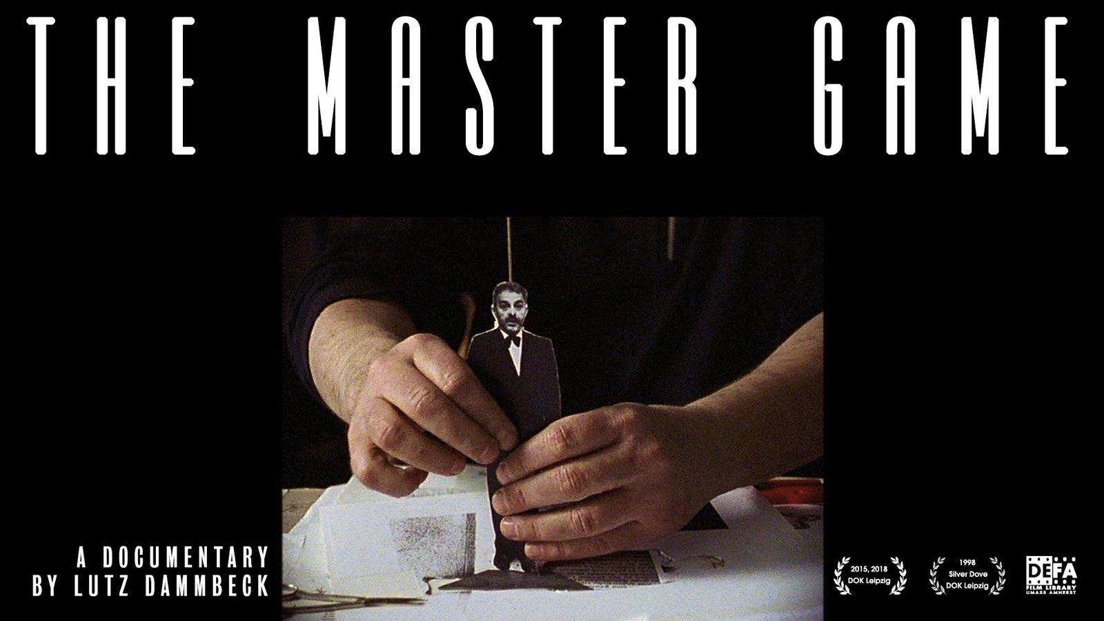 The Master Game (Das Meisterspiel) - An Art Mystery