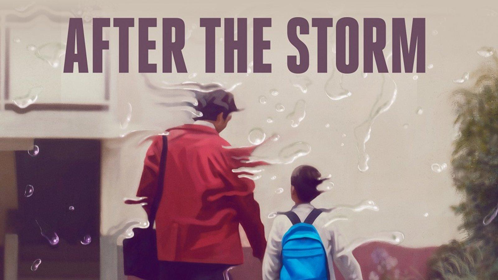 After The Storm - Umi yori mo mada fukaku