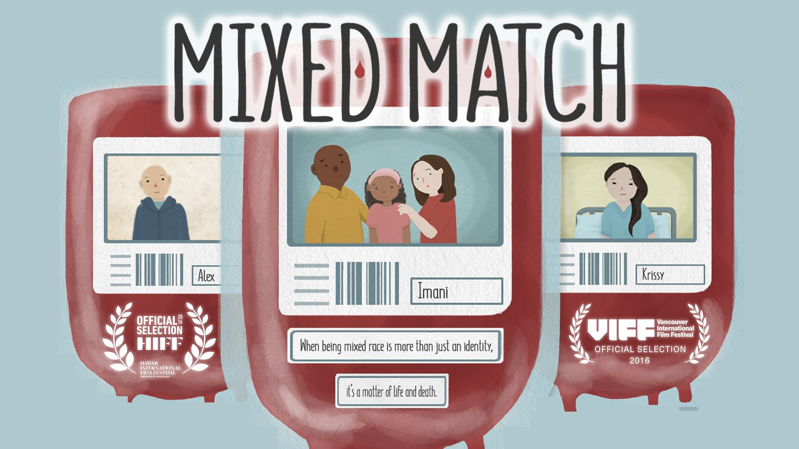 Mixed Match - When Ancestry is the Cure