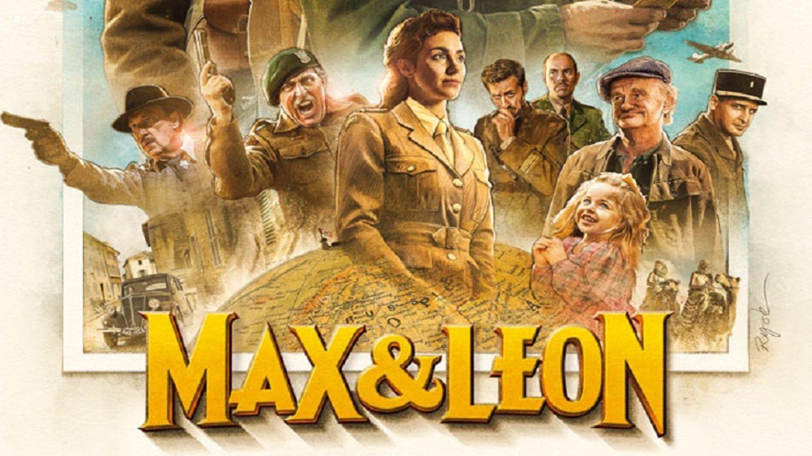 Max & Leon - La folle histoire de Max et Léon