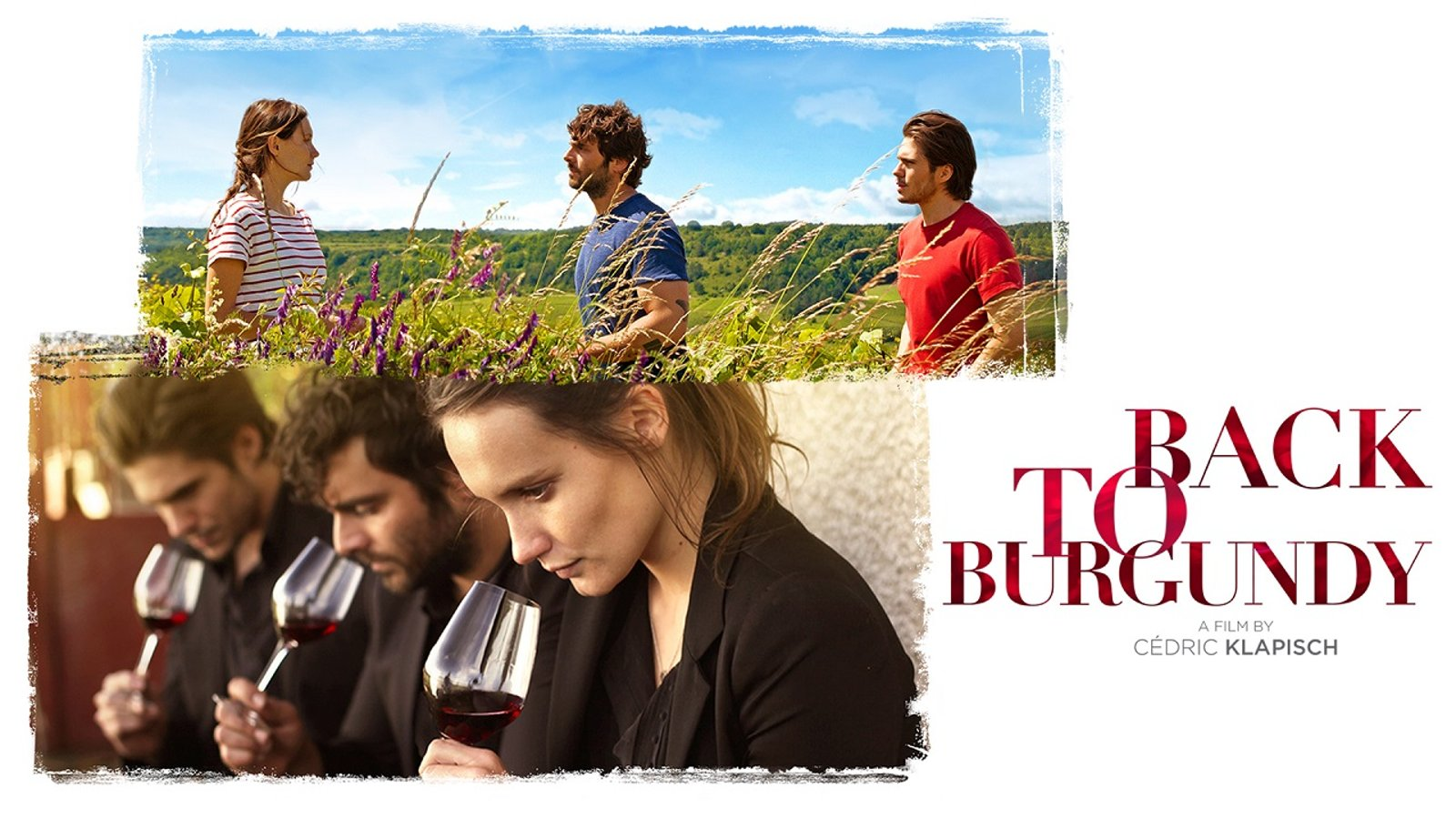 Back to Burgundy - Ce qui nous lie