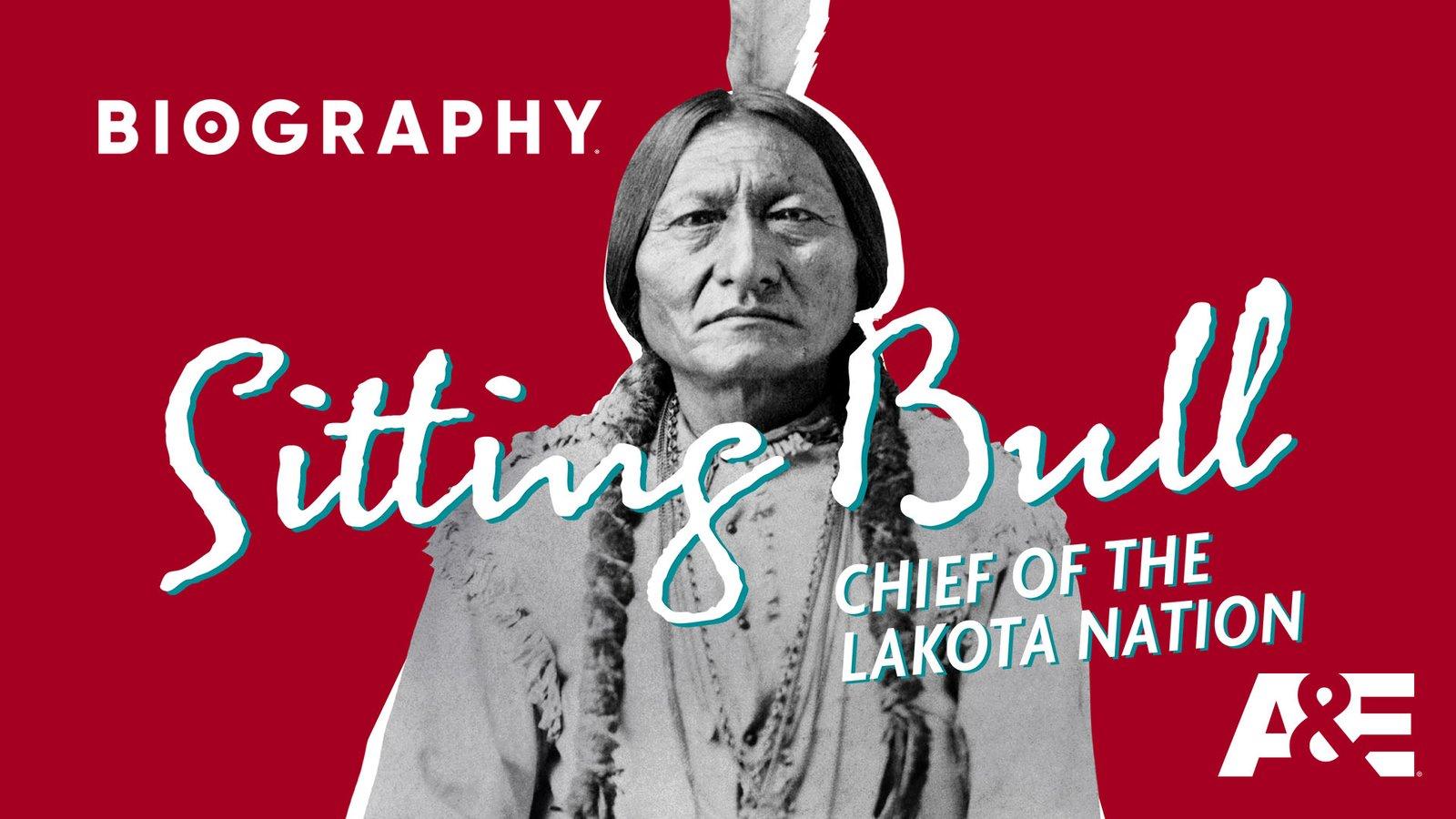 Sitting Bull: Chief of the Lakota Nation