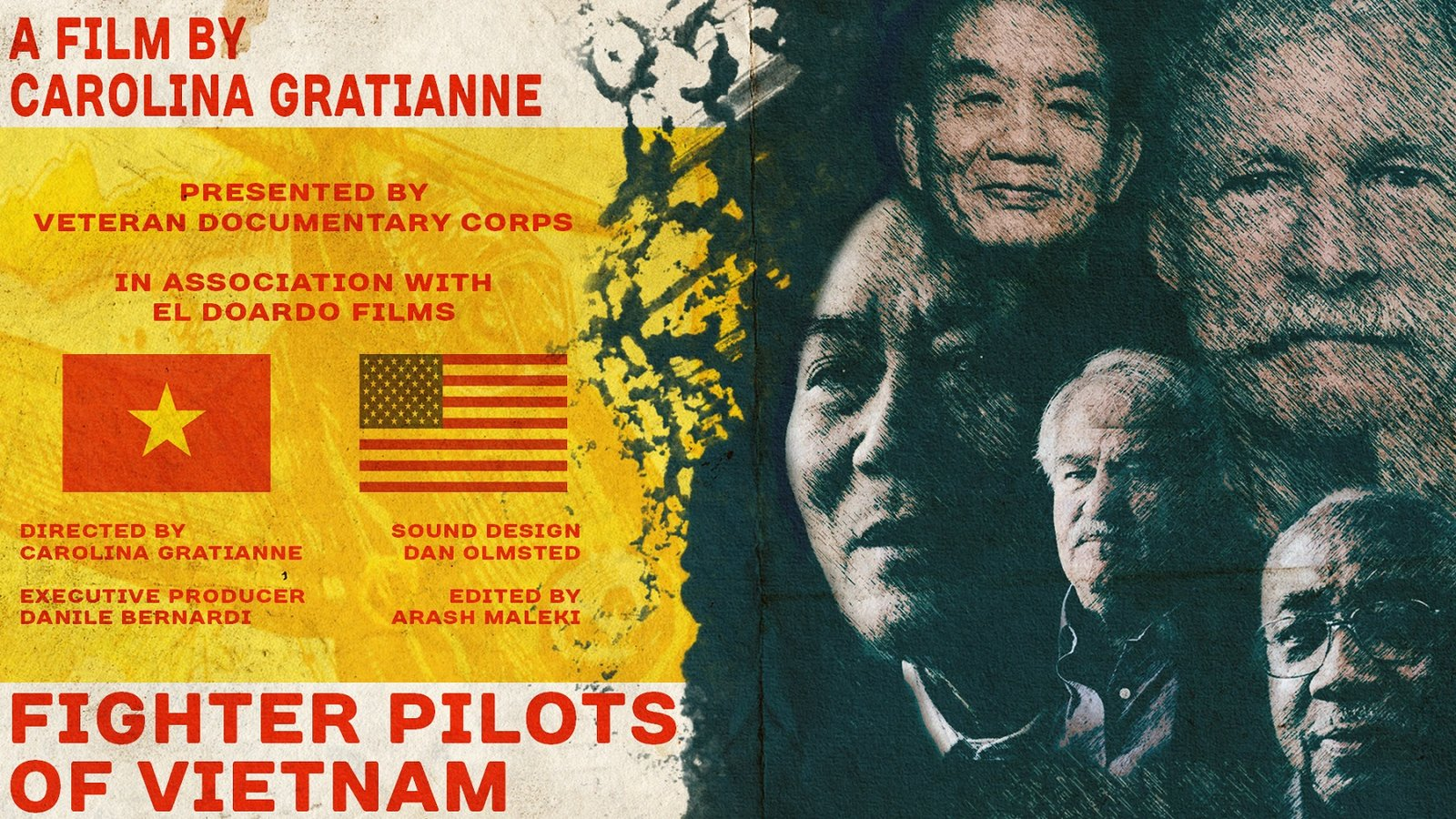 Fighter Pilots of Vietnam - A Group of Vietnam Veterans Tell Their Stories