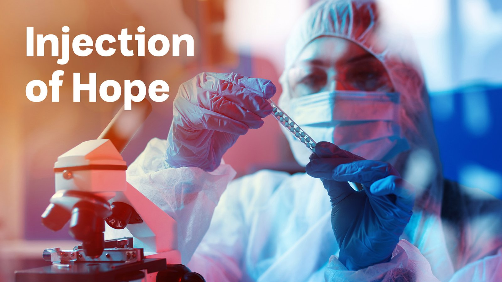 Injection of Hope: The Hunt for a COVID-19 Vaccine