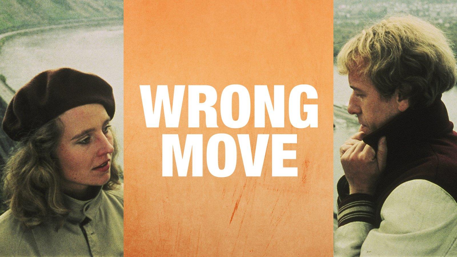 Wrong Move - Falsche Bewegung